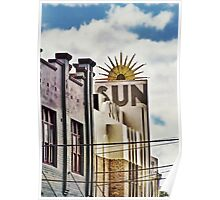 The Sun Theatre - Yarraville Poster