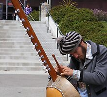 sitar man by marlat1112