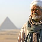 Smile at Pyramids - Cairo by MuhammadAtif