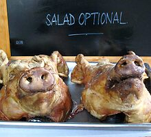 salad optional by estherase