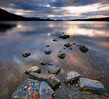Scotland : Kinloch Rannoch by Angie Latham