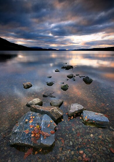 Scotland : Kinloch Rannoch by Angie Latham