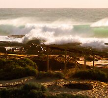 Evening surf at Prevelly by georgieboy98