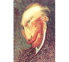 Twisted Vincent - A View of Vincent van Gogh Photographic Print