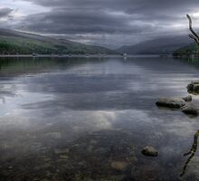 Loch Tay by Mark Robson