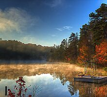 """8401 - """"Swimming Hole"""" by Ray Mosteller"""