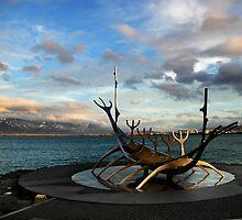 Iceland - Reykjavik by Patrycja Makowska