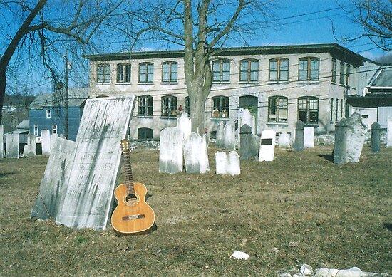 Boneyard by Bill Ackerbauer