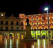 Plaza Mayor BURGOS by leoteles