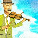 Fiddler by Bill Ackerbauer