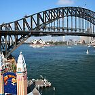Sydney City, Australia by Deb22