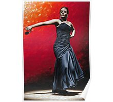 La Nobleza del Flamenco Poster