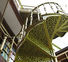The Picton Library Stairs- Liverpool by PhotogeniquE IPA