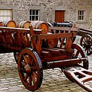 Gun Powder Carriage. by Finbarr Reilly