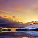 Iceland - Gorgeous North Iceland by Patrycja Makowska