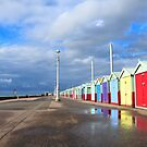 seafront after rain by Zuzana D Photography