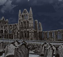 Whitby Abbey by Bunsen