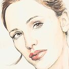 Jennifer Garner by morgansartworld
