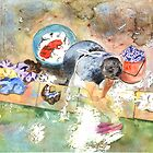 Washing by Joyce Ann Burton-Sousa