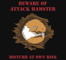 Attack Hamster by SliderDesigns