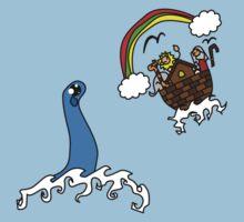 Noah's Ark  by Kimberly Temple