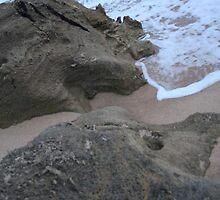 St. Andrews Ocean Back Beach by Shani Kuhnke
