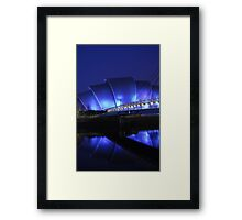 Armadillo at Night, Glasgow  Framed Print