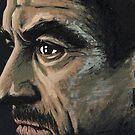 Robert De Niro - Heat 1 by FatEyes