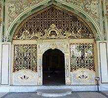 Doors from Australia, Turkey and Oman. by Deirdreb