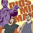 """Dios mio, man"" - The Big Lebowski by JacMohnson"