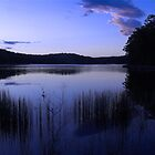 Mapleton Dam Sunshine Coast Australia by NickBlake