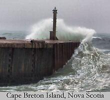 Cape Breton Island by KardsRUs