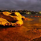 Freshwater Dusk by Napier Thompson