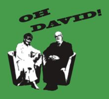 OH DAVID! by garykemble