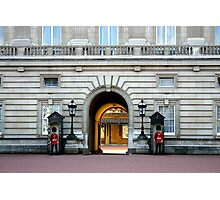 The Queen's Guards Photographic Print