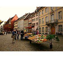 Fruits of Freiburg Photographic Print