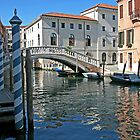 A quiet Sunday in Venice. by imagic