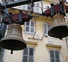Bells in Corfu (Greece) by Chris59