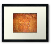 Fire Goddess Framed Print