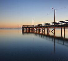 The Pier by Claire Armistead