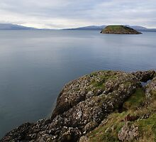 Calm Sea's - West Coast Scotland by Rick Arnautovic