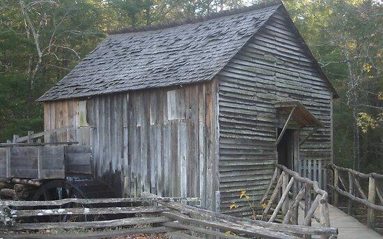 gristmill by Lloyd Sherman