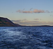 Loch Ness at Dusk II by Susan Dailey