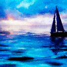 I'm Sailing Away by Rebecca Richardson