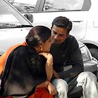 ROMANCING IN PARKING LOT by RakeshSyal