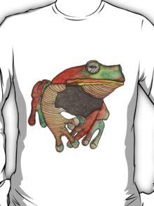 We all know Frogs go La-di-da-di-da! T-Shirt