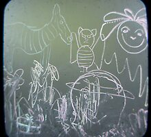Blackboard by Northcote Community  Gardens
