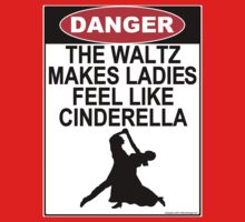 The Waltz Makes Ladies Feel Like Cinderella by dgcasey