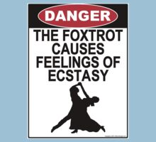 The Foxtrot Causes Feelings Of Ecstasy by dgcasey