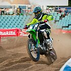 Chad Reed #1 Parramatta Stadium by Bill Fonseca